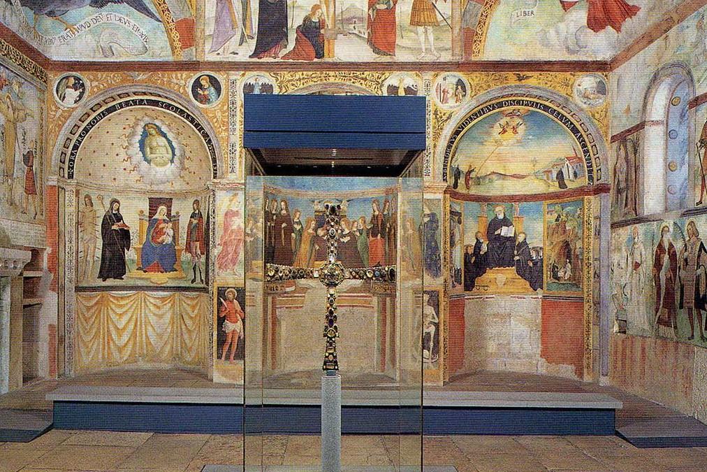 Guida Artistica al Museo di Santa Giulia