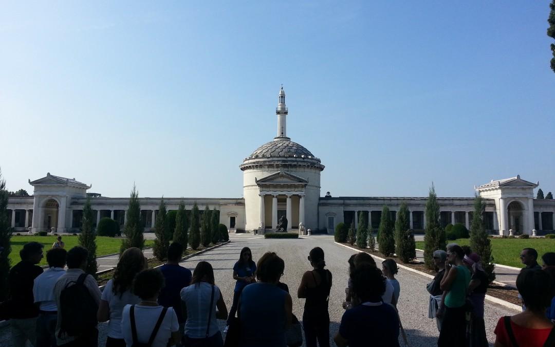 IL VANTINIANO: IL CIMITERO MONUMENTALE PIU' ANTICO D'ITALIA