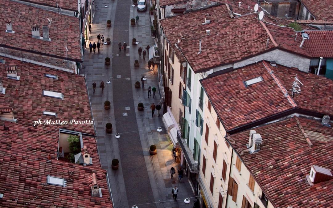 Le vie di Brescia: Corso Garibaldi