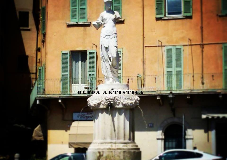 Gocce d'arte: percorso tra le fontane di Brescia