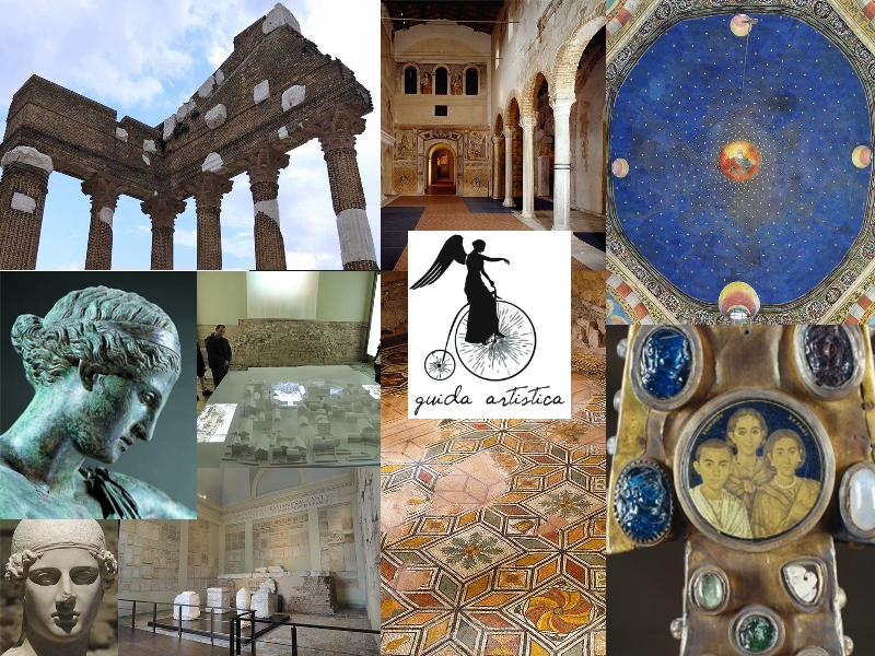 Ferragosto ai musei: Guida Artistica c'è!