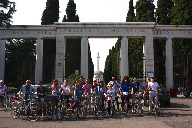 Perché venire a Brescia in Bici..?
