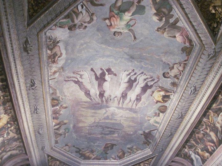 Palazzo Averoldi by night