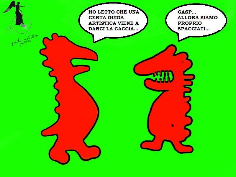 FERRAGOSTO… A CACCIA DI MOSTRI!
