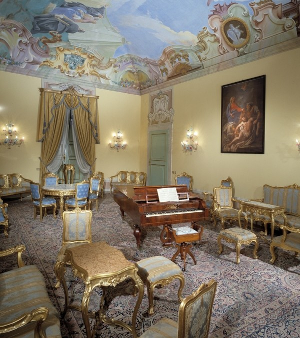 Visita a Villa Mazzucchelli