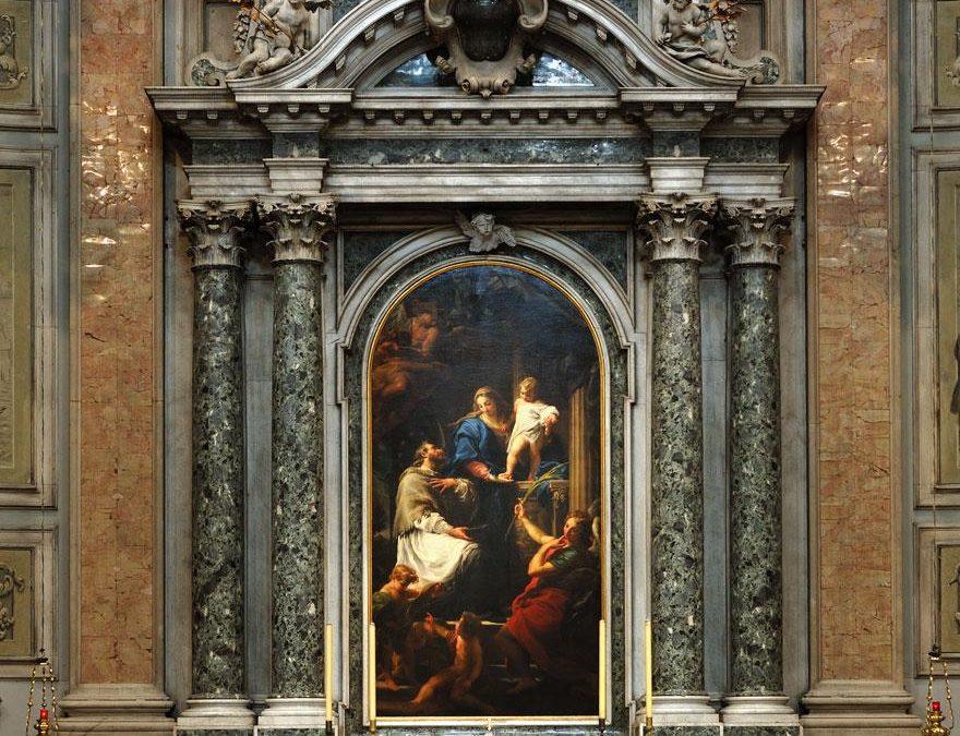 La Chiesa di Santa Maria della Pace