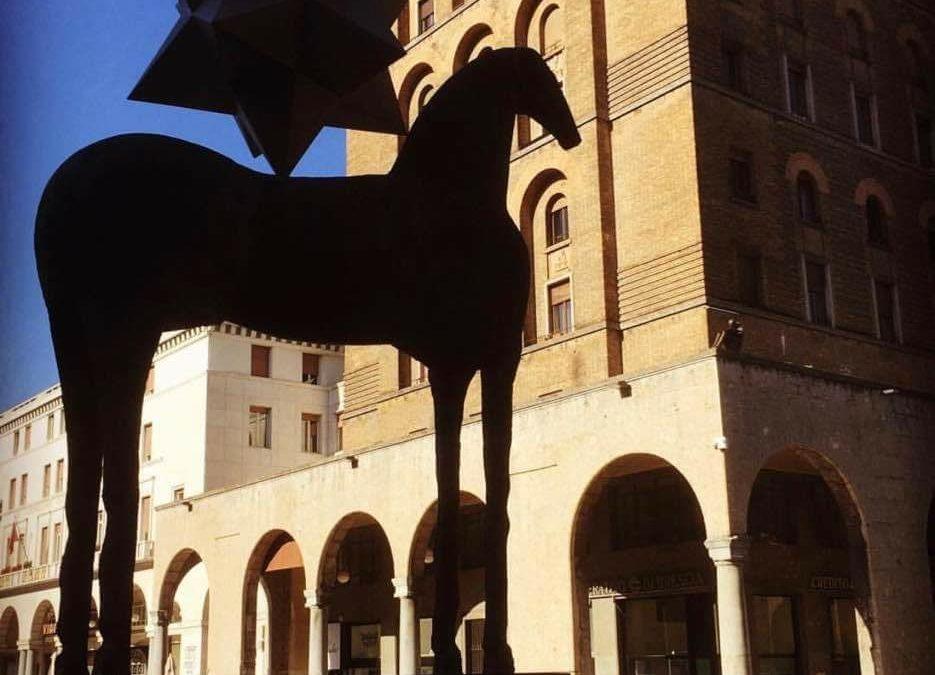 Mimmo Paladino a Brescia