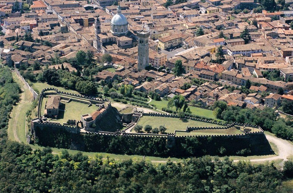 La Rocca di Lonato e Ugo Da Como