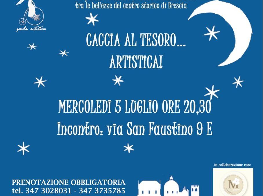 CACCIA AL TESORO ARTISTICA