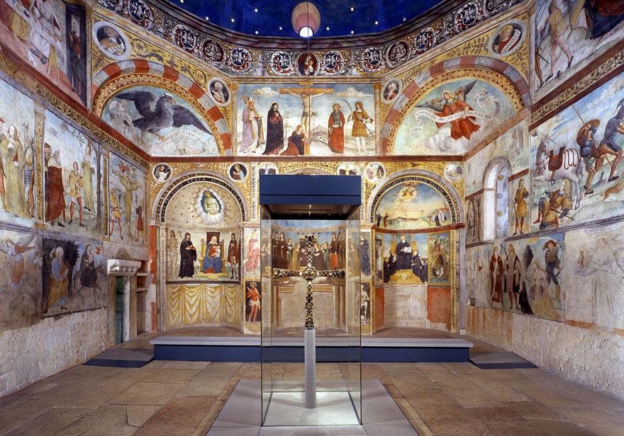 Il Museo di Santa Giulia e i siti Patrimonio dell'umanità Unesco