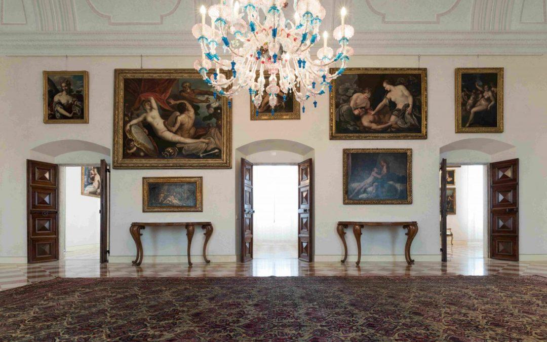 MARTES MUSEO D'ARTE SORLINI A CALVAGESE DELLA RIVIERA… CON BRINDISI DELLE FESTE